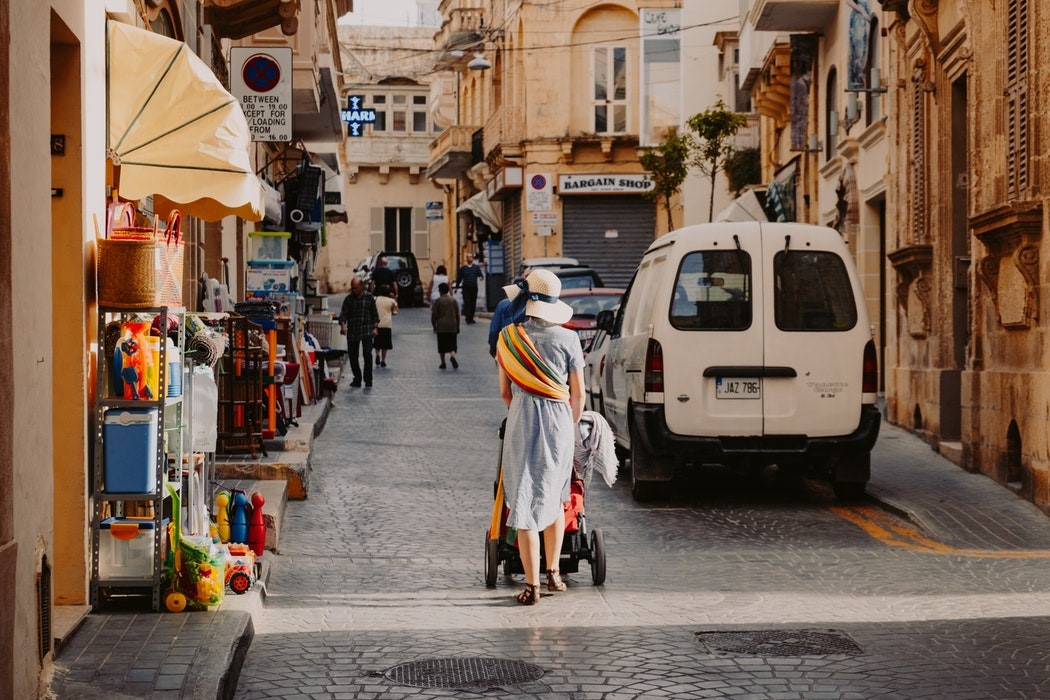 Cuộc sống ở Thủ đô Valletta, Malta