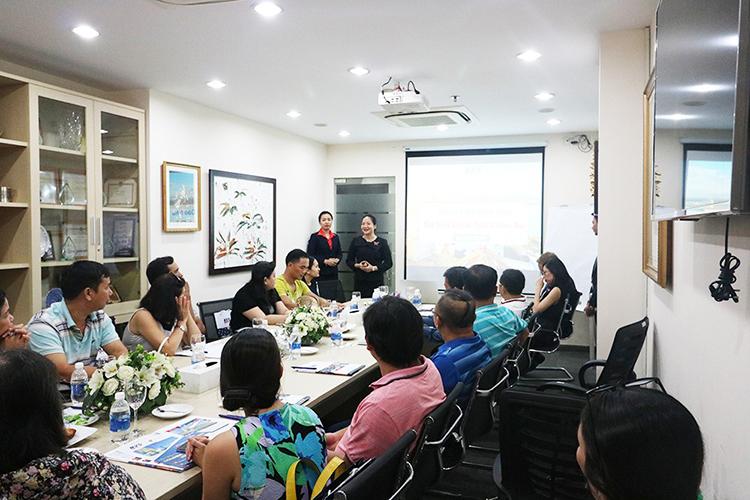 Hội thảo đinh cư bồ đào nha NVS ngày 15/6/2019