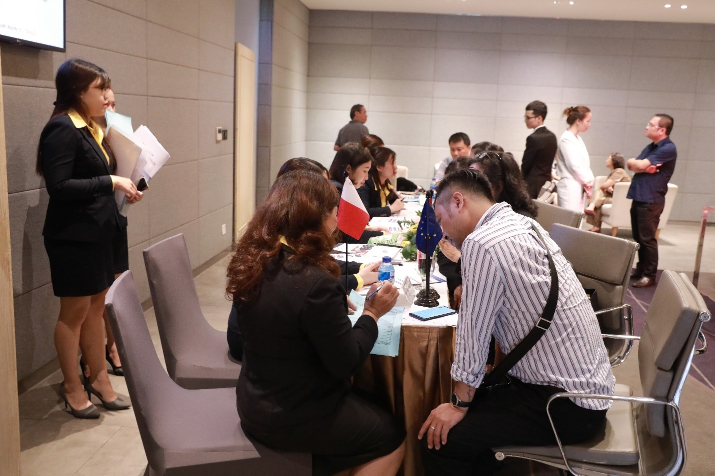 Rất nhiều khách hàng quan tâm tìm hiểu về chương trình định cư Malta