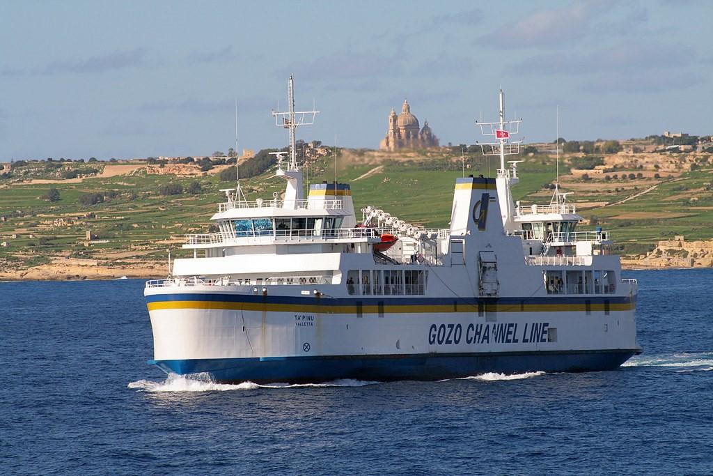 phà ở Malta