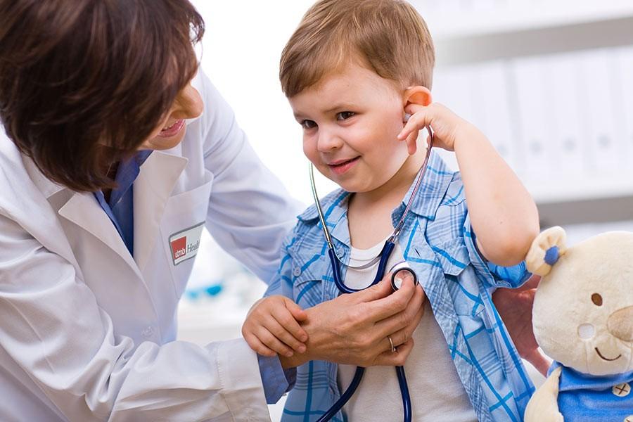 Hệ thống chăm sóc sức khoẻ trẻ em ở Ireland