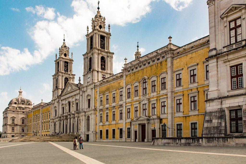 Cung điện hoàng gia Mafra Bồ Đào Nha