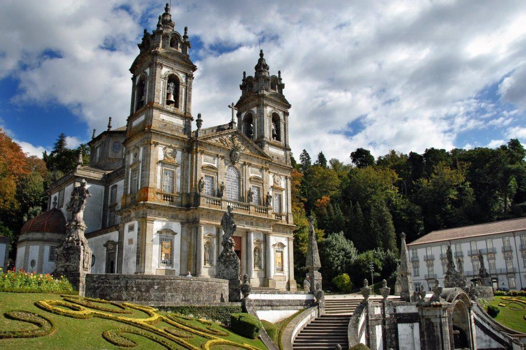 Khu bảo tồn Bom Jesus do Monte ở Braga