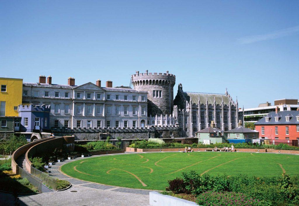 học tập ở Ireland
