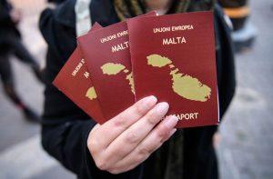 hộ chiếu malta đứng đầu bảng xếp hạng CBI