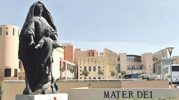 Bệnh viện Mater Dei Malta