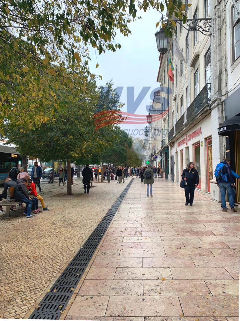Thành phố Lisbon sạch đẹp, an ninh