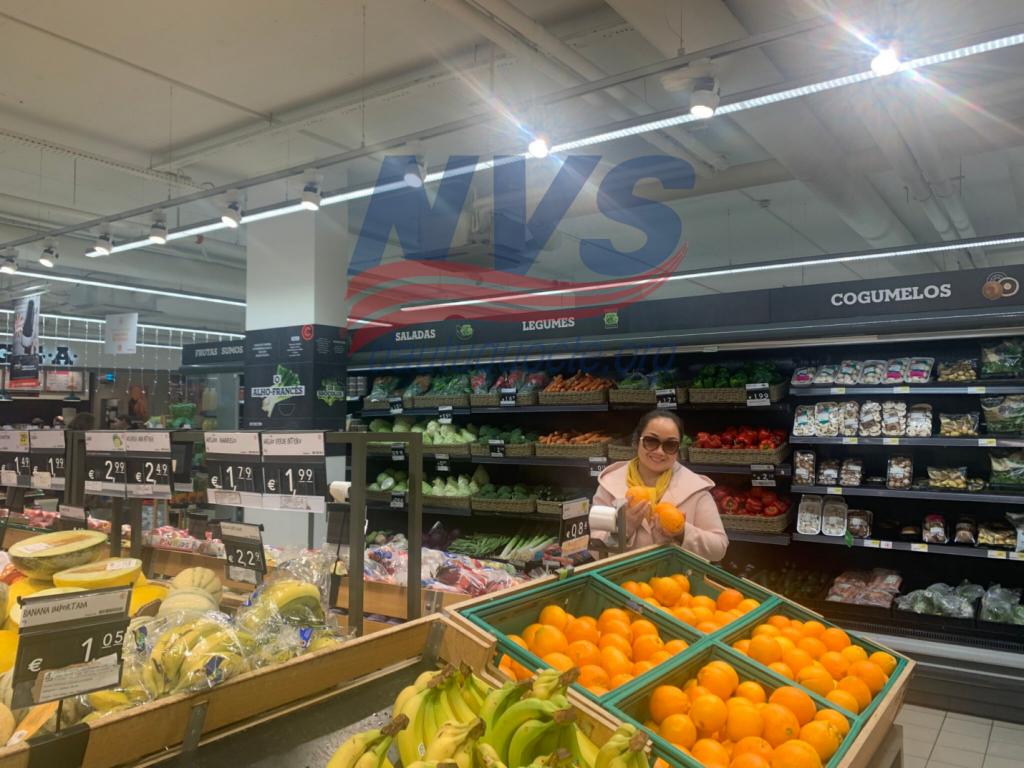 Tham quan các siêu thị