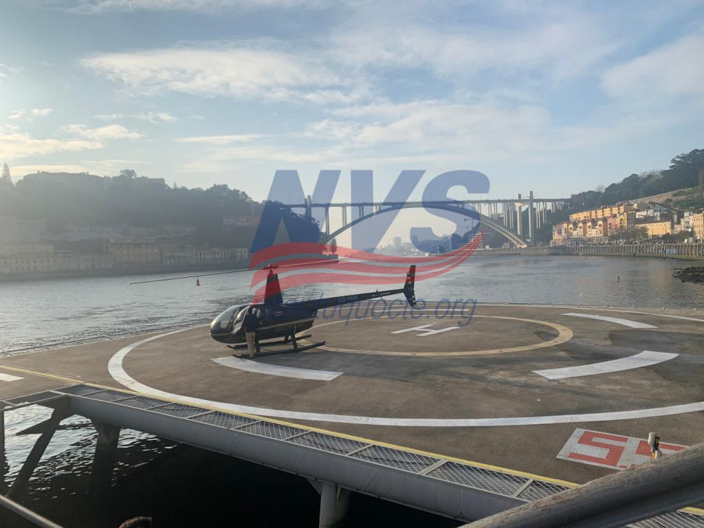 Tham quan thành phố Lisbon bằng trực thăng