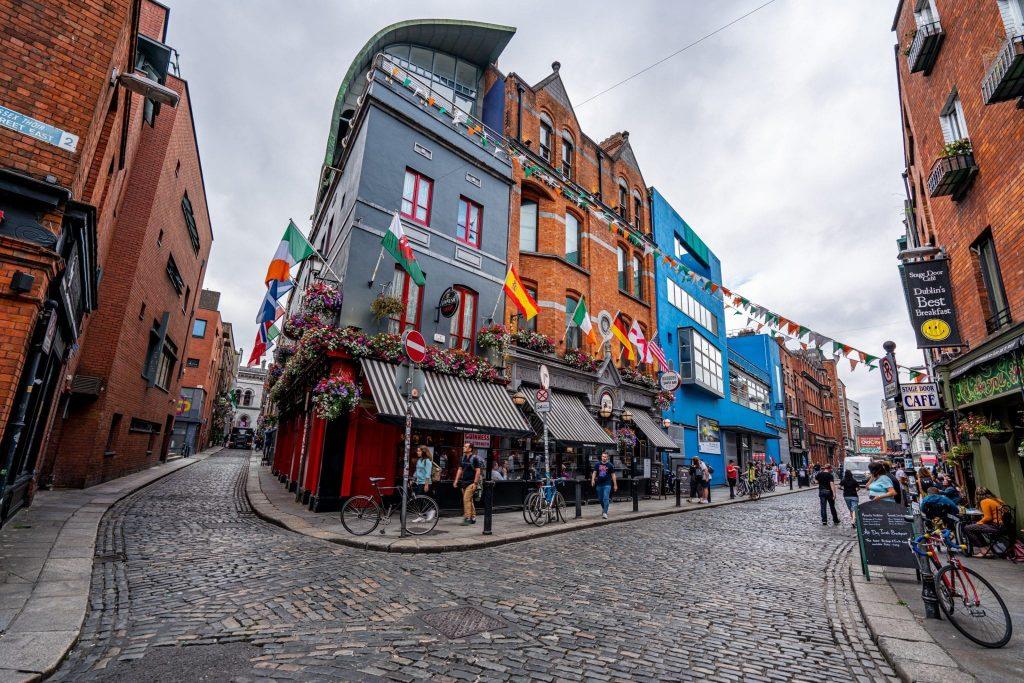 Kết quả hình ảnh cho Dublin ireland