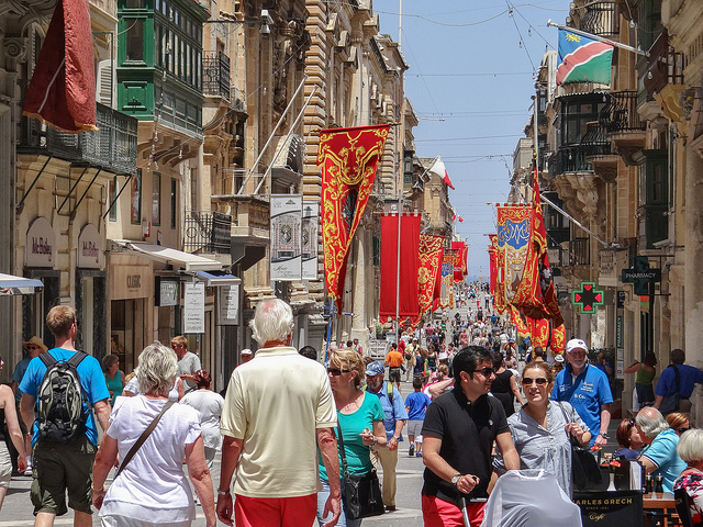 7 Lí do tại sao Malta là sự lựa chọn tuyệt vời! « AMEC