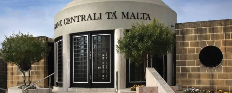 ngân hàng trung ương Malta