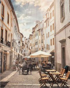 thành phố du lịch evora Bồ Đào Nha