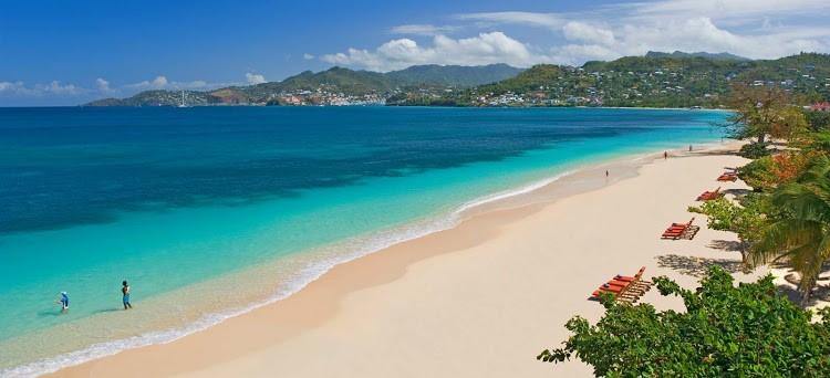 Vịnh Kimpton Kanawa Bay Grenada