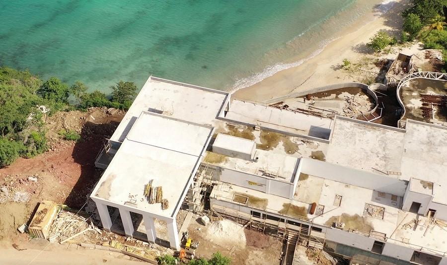 Tiến độ dự án Kimpton Bay đang tiến triển rất tốt và đầy ấn tượng.