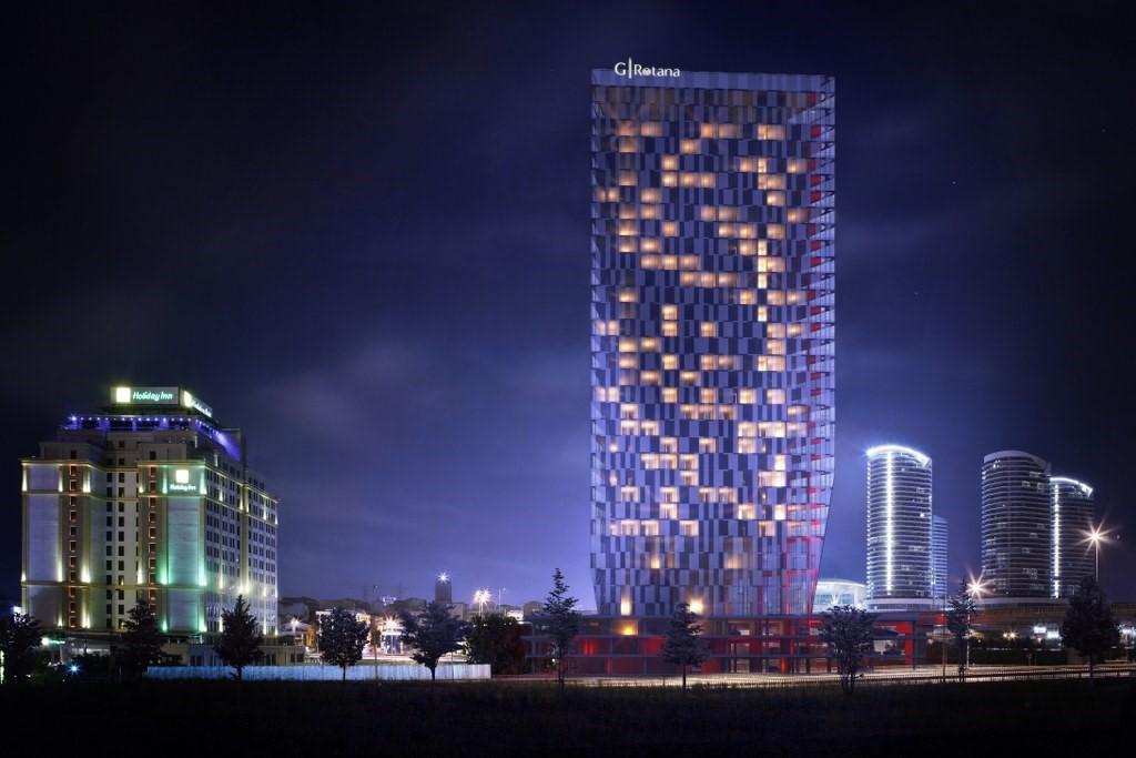 Tổng quan dự án G-rotana Thổ Nhĩ Kỳ