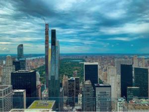 Dự án Central park tower EB5 đã