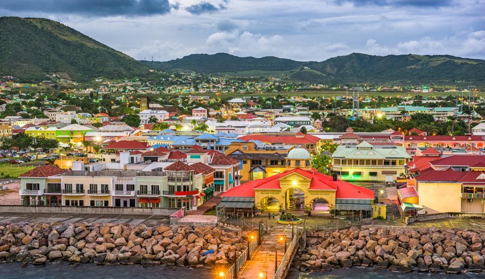 St Kitts và Nevis top 5 quốc gia tốt nhất cho quốc tịch thứ hai 2021