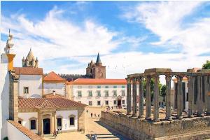 Đầu tư bất động sản thành phố Evora Bồ Đào Nha