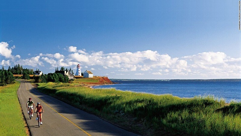 sống ở đảo hoàng tử Canada có an toàn không