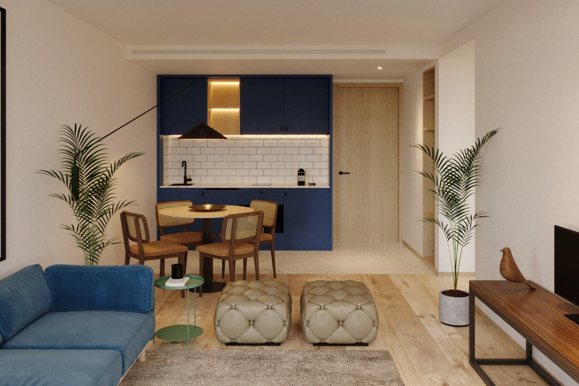 Porto Art Suites Dự án kêu gọi 21 nhà đầu tư từ 356,900 euro