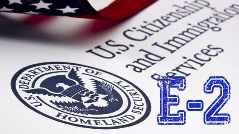 chương trình thị thực E2