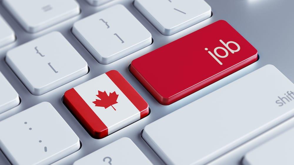 tỷ lệ thất nghiệp ở Canada thấp nhất 3/2021