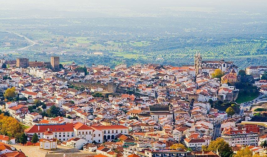 Thành phố Portalegre có nền công nghiệp phát triển mạnh mẽ