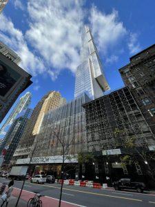 cập nhật tiến độ dự án central park tower tháng 1/2021