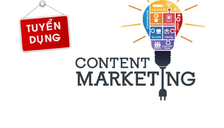 NVS tuyển dụng content marketing