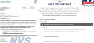 Case đơn I-526 NVS đầu tư quốc tế