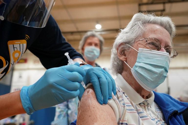New York mong muốn tiêm vắc xin cho du khách
