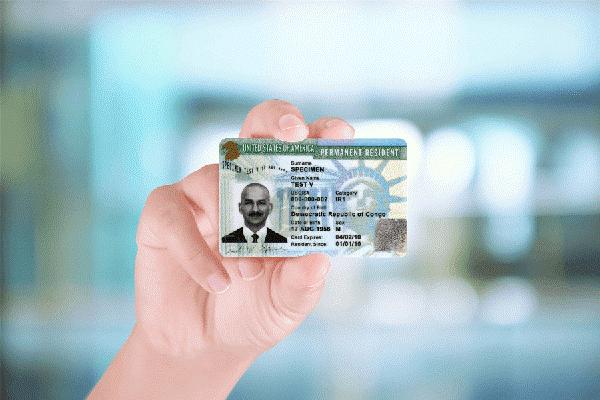 giữ thẻ xanh Mỹ