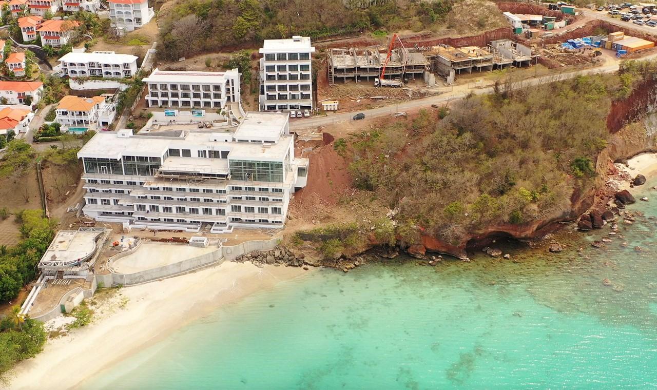 Tiến độ dự án Kanawabay tháng 5/2021