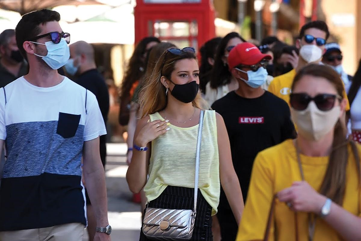 Từ 1/7, người dân Malta có thể đi lại trên phố mà không cần đeo khẩu trang nếu đã tiêm chủng đầy đủ vắc-xin Covid-19