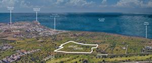 vị trí dự án Lagos Beach & Sport Resort 5 sao