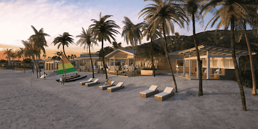Dự án đầu tư quốc tịch Grenada Six Senses